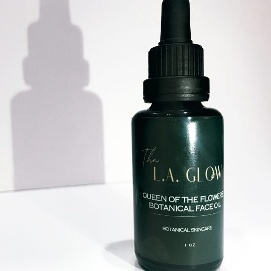 Queen Of The Flowers Botanical Face Oil