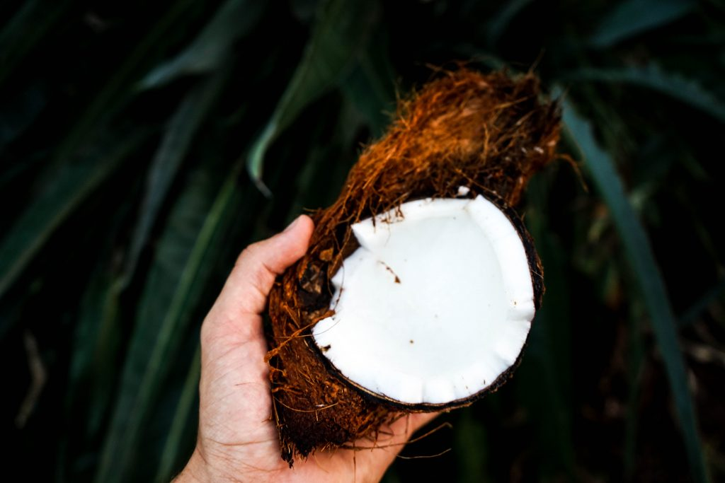 Facial Benefits of Coconut Oil