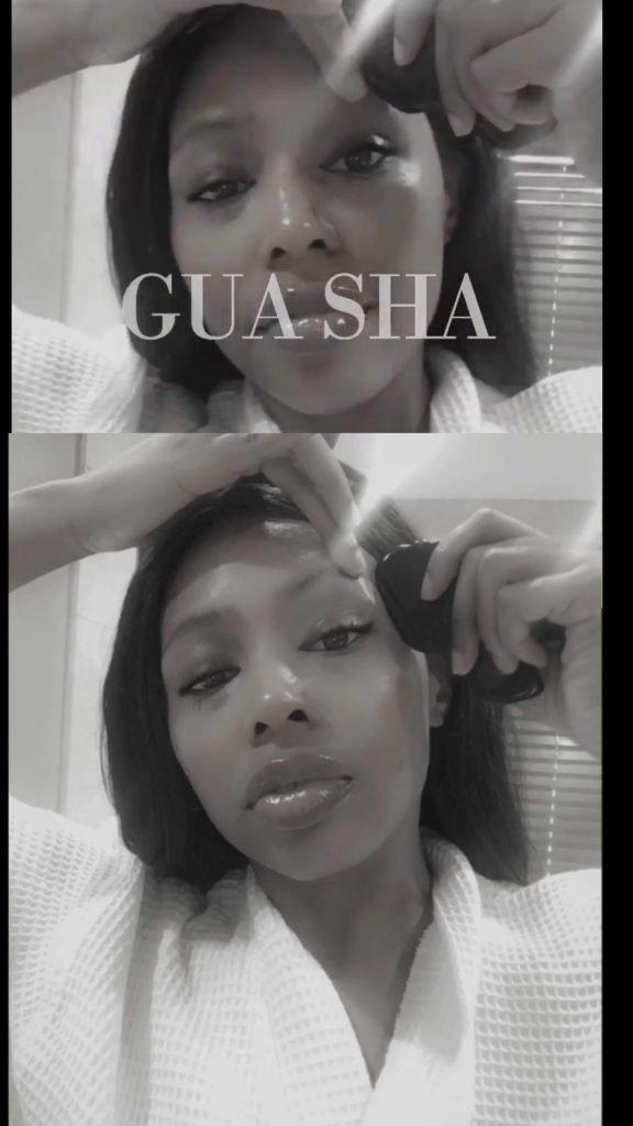 @thelaglow | gua sha benefits