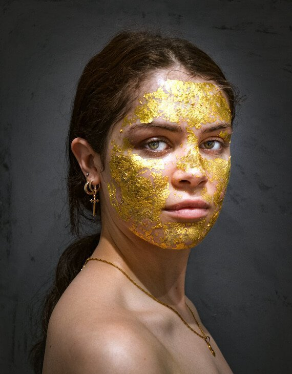 ADD ON – Egyptian 24K Gold Mask. Visit The LA Glow for The best facial in Los Angeles