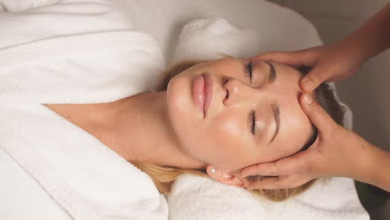 A Facial Treatment helps you to relax