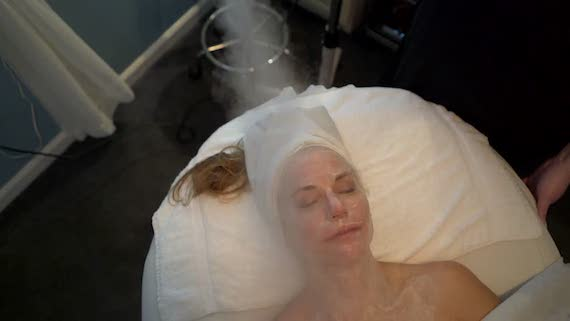 Is facial steaming good for your skin. Absolutely!