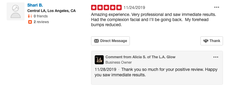 client reviews yelp woodland hills
