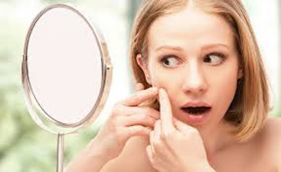 Acne Face Mapping is linked back to Chinese medicine