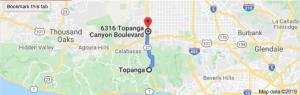 6316 N. Topanga Canyon Blvd,Studio #306, Woodland Hills, CA 91367