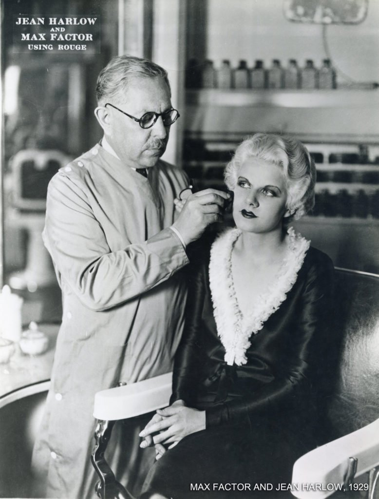 max factor los angeles esthetician