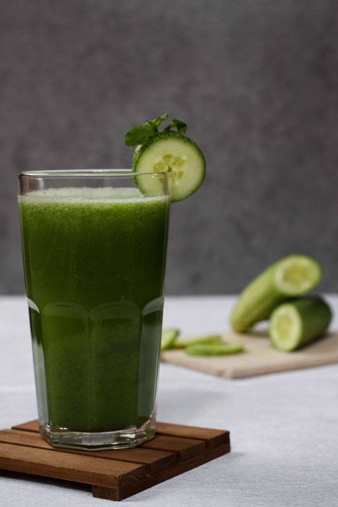 Green Glowing Smoothie