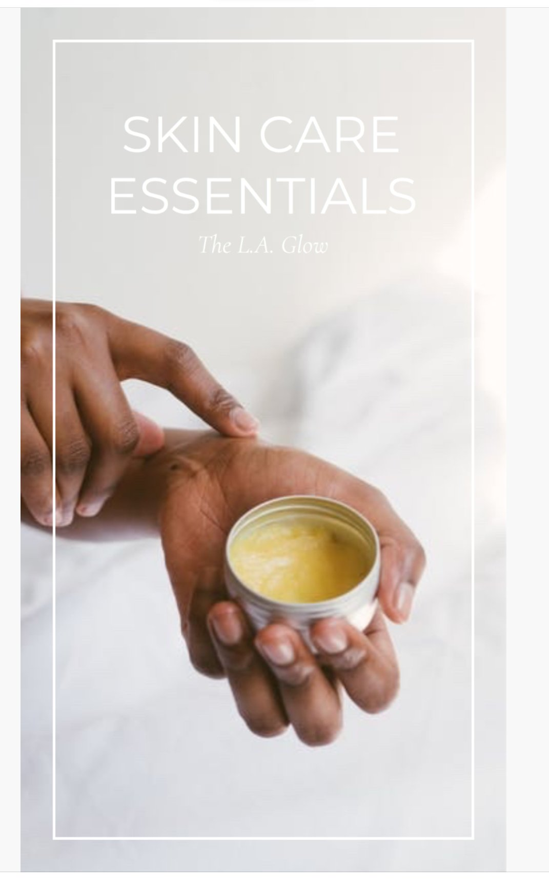 Skin Care Essentials – An Essential Guide