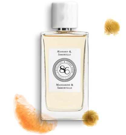 Mandarin & Immortelle Eau de Parfume