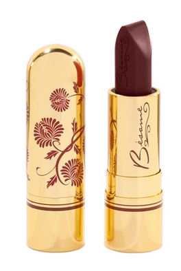 @thelaglow red besame lipstick