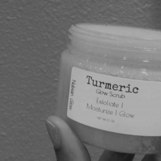 Turmeric Scrub