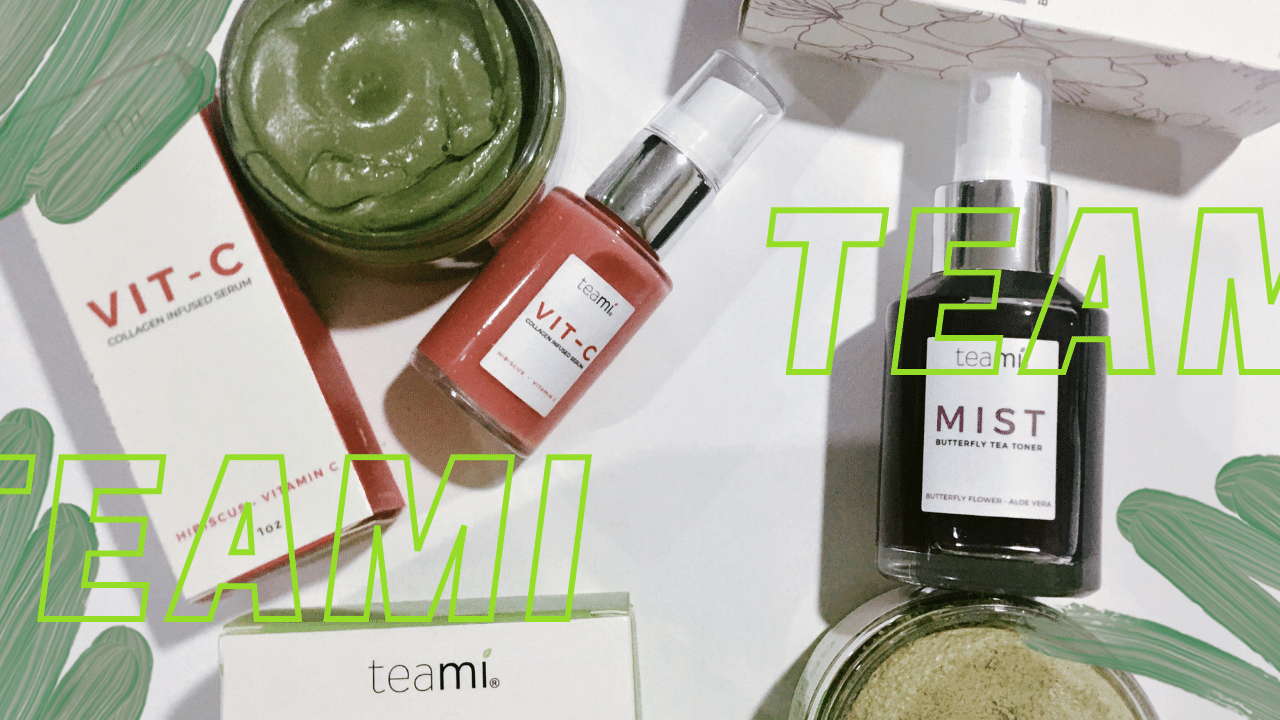 The L.A. Glow - teami blends